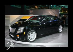 Cadillac STS-V Supercharged by i64X