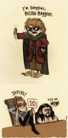#THRANDUIL APPROVES THE BAGGINS STYLE by Kallica