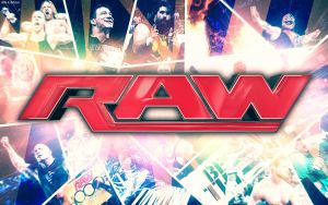 New WWE Wallpaper RAW By AW-Edition by AW-Edition