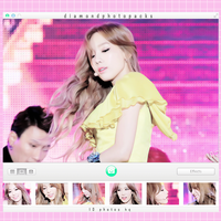 Photopack Taeyeon - SNSD 061 by DiamondPhotopacks