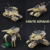 M1ATB Abrams by Deadpool7100