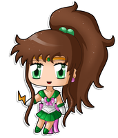 Chibi Sailor Jupiter by izka197