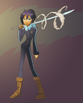 Yato by REDexclamation
