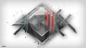 Skrillex Wallpaper 3 by ampix0