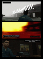 Silent Hill: pg5 by TheGoldenCrowbar