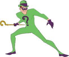 The Riddler by March90