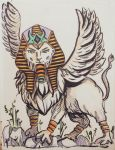 Sphinx by AemLesniw