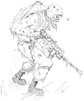 waffen ss by crieduchat
