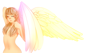Angel by HaiImAngie