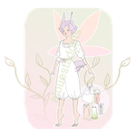 Large Fairybun 1 AUCTION | CLOSED by alouestadopts