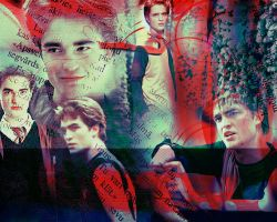Robert Pattinson by jumpingsheepx
