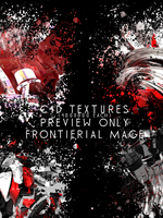 C4D Texture Pack By Frontierial Mage by FrontierialMage
