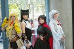 Team RWBY by Dusha-Soul