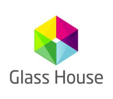 glass house logo by chris3290