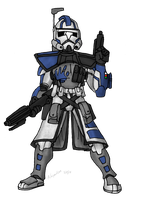 Arc Trooper Echo 03092014 by Blayaden