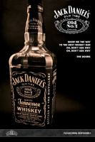 Jack Daniel's Music Ad 5 by ajohns95616