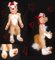 Romeo plush by VengefulSpirits