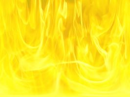 Yellow Fire by Pinutk