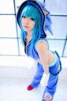 Hatsune Miku - Project DIVA extend by Hekii-Chan