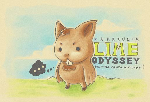 Lime Odyssey - Karakunta by White-Nuts