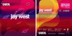 Jay West -CRYSTAL by souloff