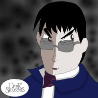 Dark Shadows Contest Anime Barnabas by Emily-Young