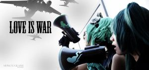 Vocaloid : Love is war Project by Niijou