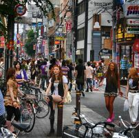 Amerikamura Crowd re-edit by stevezpj