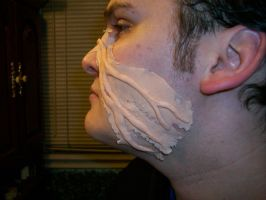 prosthetic scar trial run 1 by Edward-Oldwall