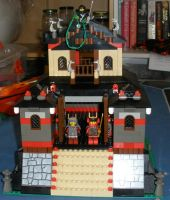 Lego Shogun house by Anthony-Callaghan