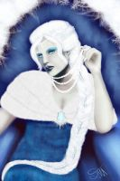 Snow Queen - Marrah by JessKristen