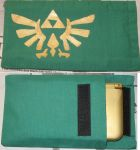 Legend of Zelda 3DS Slip Cover by shadowhawk225
