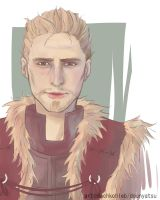King Alistair by dounyatsu
