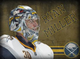 Ryan Miller by Kaito42