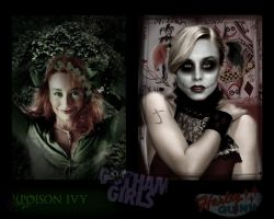.Harley and Ivy. by LadyMortiana