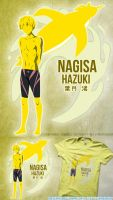 Free! Nagisa Shirt Design by a745