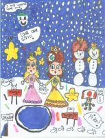 For PrincessPeach-FC's contest! by PrincessDaisyRocks10