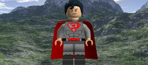 Superman (Red Son) by Legodecalsmaker961