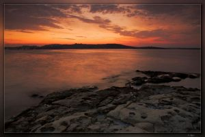 Selmun sunset by mgm-photo
