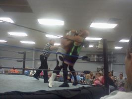 CW Anderson versus Mister Wrestling 3 by Girfactor