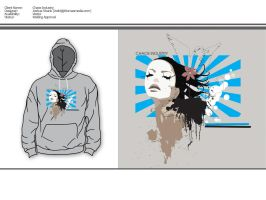 hoodie for chaos clothing by shankonator