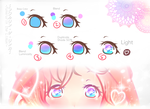 Linker's Eyes by SilverRose808