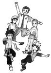 BoBoiBoy and the Gang by HaziqI98