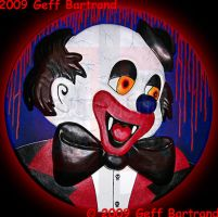 Vampire Clown by Dr-Twistid