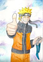 Naruto- Never Give Up, Never Go Back by BirdMan-Hwah