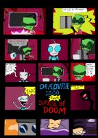 IZ Surprise of Doom part 1 by dragonfire1000