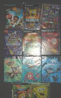 DVDs Games Nickelodeon by Dianafannick