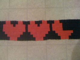 WIP: Pixel Pillow by jely-claris-anne