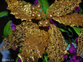 Glitters of gold by clongetch