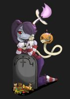 Trick or Treat by unknownlifeform